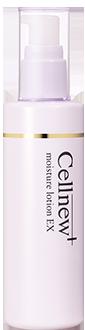 ヒアルロン酸※1配合の、 うるおいを与える高保湿化粧水