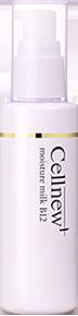 ビタミンB12※2配合の、 ハリ・弾力感を与える保湿乳液